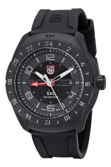 Relógio Luminox Gmt Carbon 5021.gn
