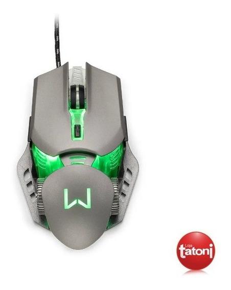 Mouse Gamer Multilaser - Warrior Keon - 3200 Dpi - Mo268
