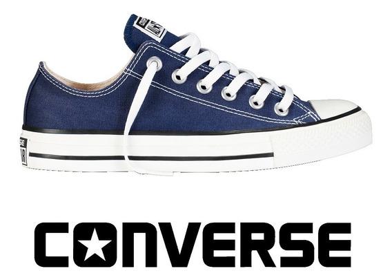 Tênis Converse All Star Ox Marinho Ct00010003