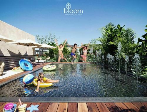 Venta Bloom Maya Residential Departamentos De Lujo Tulum Reg
