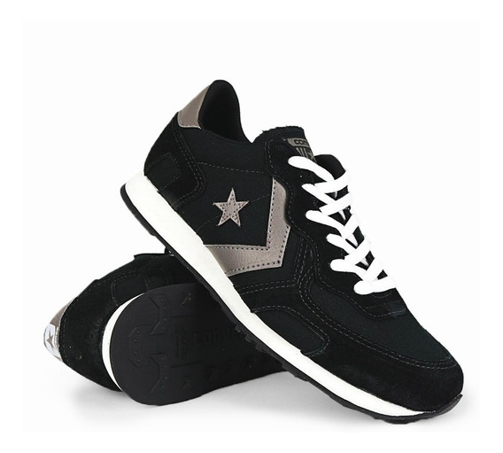Tênis Converse All Star Thunderbolt Jogging Preto - Original