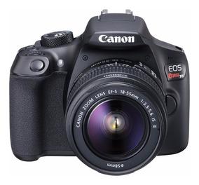 Câmera Canon Eos Rebel T6 18-55mm Garantia Brasil