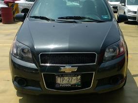 Chevrolet Aveo Lt Std 2017
