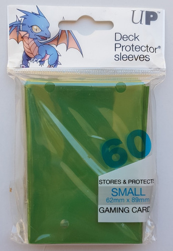 Micas Ultra Pro Small Deck Protector Green - Verde