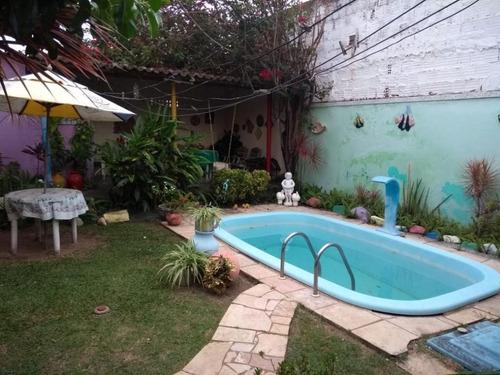 Casa Com 3 Dormitórios À Venda, 192 M² Por R$ 350.000,00 - Lagoa Nova - Natal/rn - Ca7262