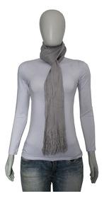 Cachecol Feminino Inverno Trico Gola Lenço Frio Cores Sh