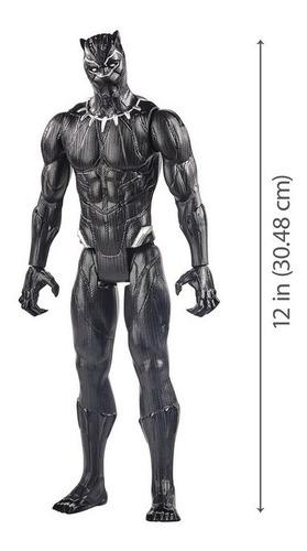 Avengers Vingadores Boneco 30cm Pantera Negra - Hasbro E7876