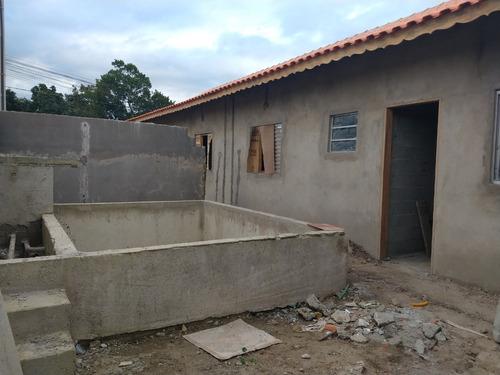 Imagem 1 de 14 de Casas Com Piscina Na Praia, Será Entregue Pronta Para Morar