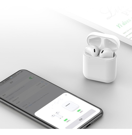 Aplicável À Apple Bluetooth Headset 5.0 Bullet Window Real E