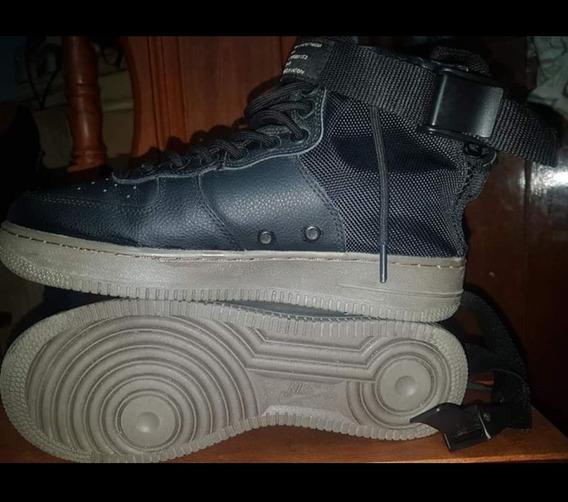 Zapatillas Nike Air Force Sf Af1 Mid
