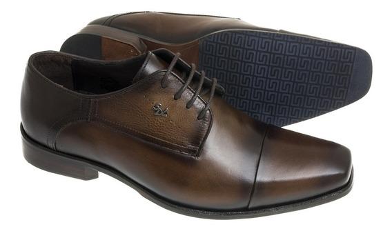 Sapato Social Sândalo Premium Brown