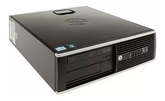 Cpu Hp Compaq 8000 Pro Small Core 2 Duo 2gb Hd 80 Ddr3