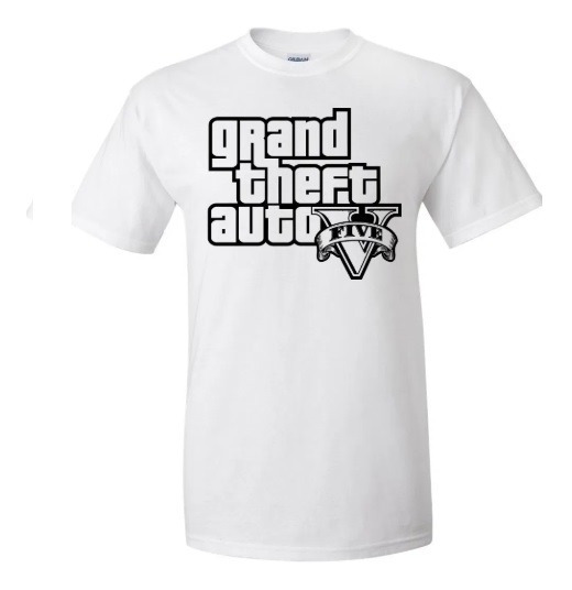 Remeras Urbanas - Ps4 - Pack X 6