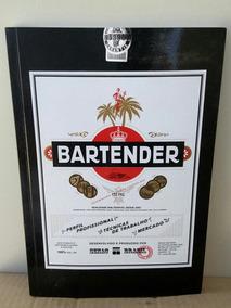 Bar Livro Curso Bartender