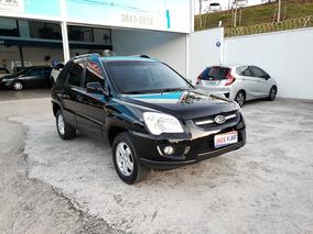 Kia Sportage Ex 2.0 16v 2009 Automático Novíssimo Completo