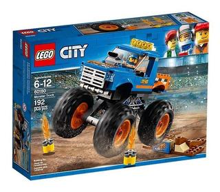 Lego City Camion Monstruo 60180