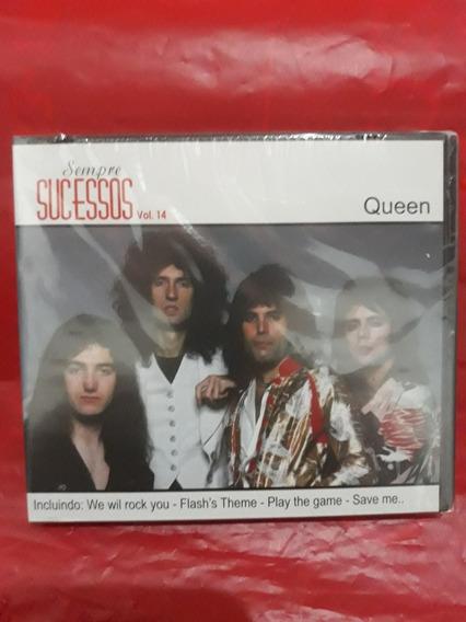Cd Novo, Queen ( Sempre Sucessos Vol 14)