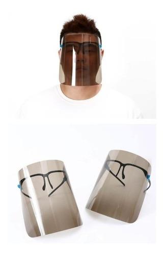 Protector Facial Con Filtro Uv X 10 Unidades