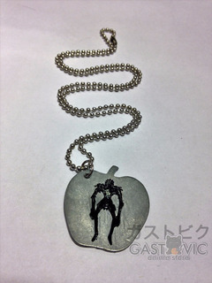 Death Note Ryuk Shinigami Dije Collar Colgante Gastovic
