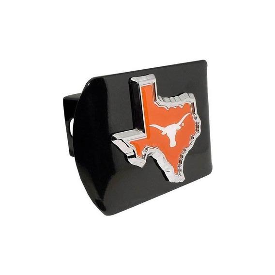 Universidad De Texas Longhorns Utx Black Con Chrome Estado D