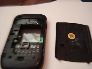 Caparazon Telefono Blacberry Curve (para Repuesto)