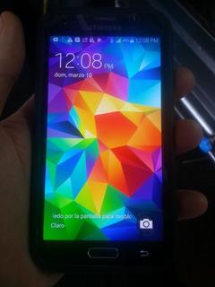 Samsung S5 Grande, Con Huella Digital