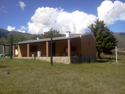 Lotes Y ]casa En Venta En Tafi Del Valle-los Cuartos- Tucuma