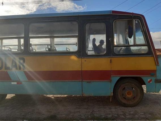 Micro Ônibus Mercedinha 608
