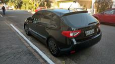 Subaru Impreza Hatch Preto 2008 Automático Com Couro Doc Ok!