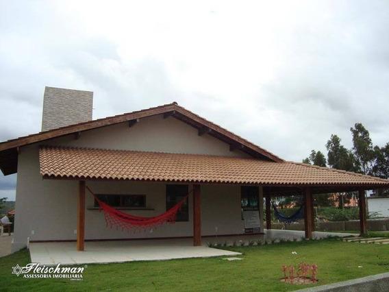 Casa Residencial À Venda, Zona Rural, Gravatá - Ca0071. - Ca0071