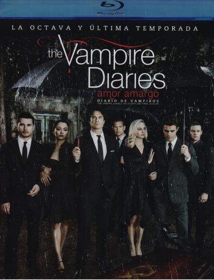 Diario De Vampiros Temporada 8 Mercadolibre