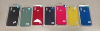 Funda Silicone Case Samsung A10a20 A30 A50 A70 S10e S10 S10+