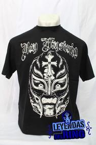 Camiseta Lucha Libre Rey Mysterio Potencia Mundial