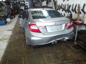 Sucata Honda Civic 2012 Retirada De Peças