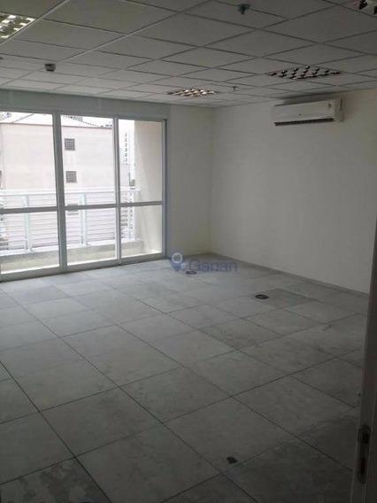 Sala Comercial À Venda, Campo Belo, São Paulo - Sa0168. - Sa0168