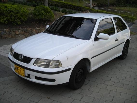 Volkswagen Gol 1.6 Mecanico 2001