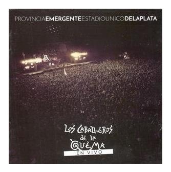 Caballeros De La Quema Vivo Provincia Emergnt Cd + Dvd Nuevo