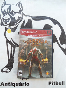 God Of War 2 Original Playstation 2