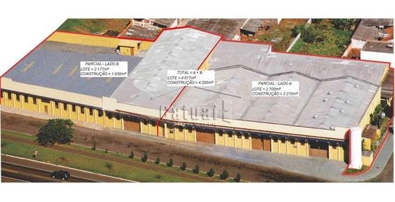 Comercial Galpão / Barracão - 143066-v
