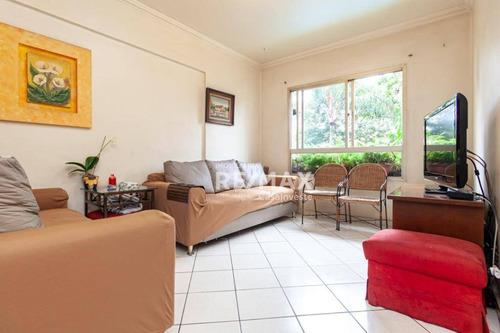 Apartamento Com 3 Dormitórios À Venda, 77 M² Por R$ 339.000,00 - Butantã - São Paulo/sp - Ap0200