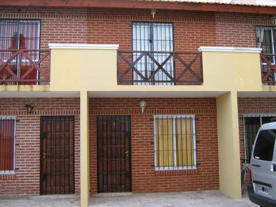 Santa Teresita.verano 2018 Duplex 1 Cuadra Del Mar. Cod 445