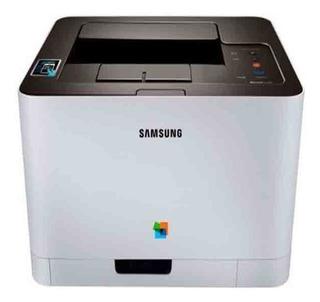 Impresora Samsung Sl-c410w Laser Color
