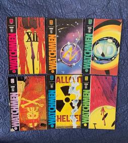 Watchmen Minissérie De Luxo Em 6 Volumes