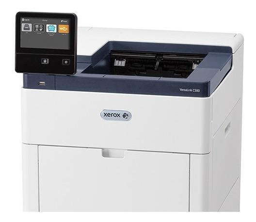 Impressora Versalink C500 Cor A4 - Substituta Colorqube 8580