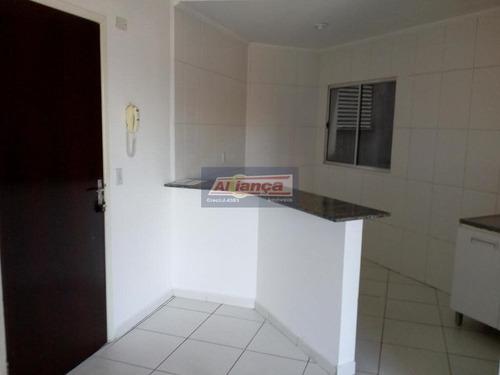 Apto 1 Dormitório Com Sacada - Ai12209
