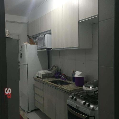 Imagem 1 de 6 de Apartamento Para Venda Com 62 M² | Sapopemba, São Paulo Sp - Ap343521v