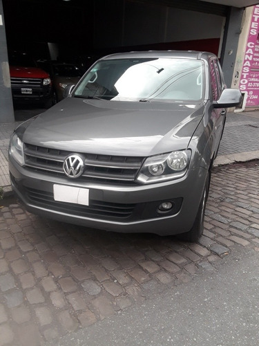 Volkswagen Amarok 4x2 Trendline 2.0 Cd 2012 D/cab Excelente!