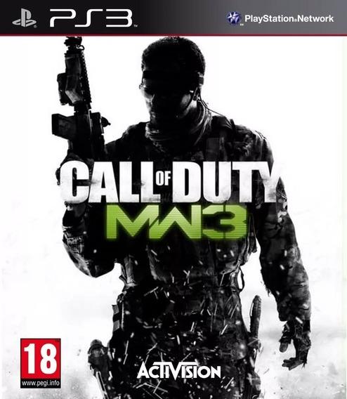 Call Of Duty Modern Warfare 3 Ps3 Envio Rápido