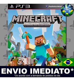 Jogo Minecraft Ps3 | Totalmente Português - Envio Imediato