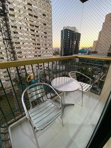Imagem 1 de 21 de Apartamento Ótima Localização Alphaville - 658